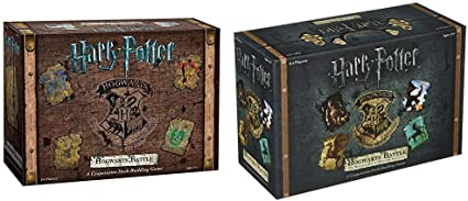 Amazon Com Harry Potter Hogwarts Battle A Cooperative Deck