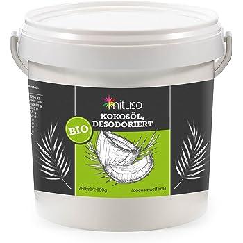 Gutes Kokosöl erhalten Sie bei dem Hersteller Mituso.