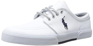 719e963bd792f Polo Ralph Lauren Men's Faxon Leather Fashion Sneaker