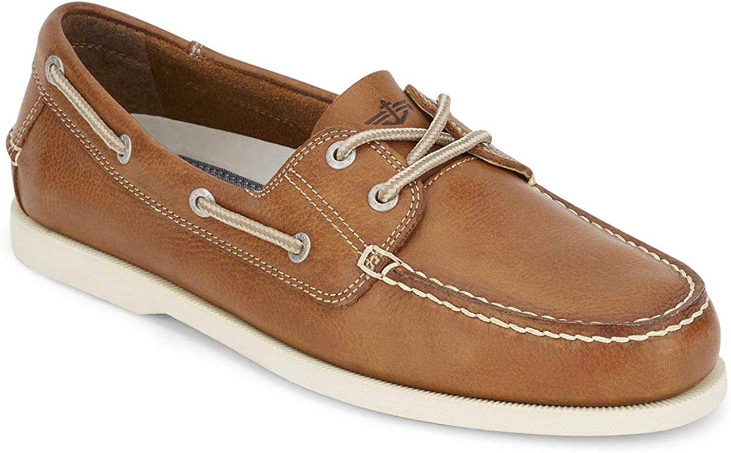 Dockers Men's Vargas Boat Shoe, Raisin,