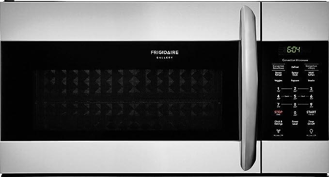 Amazon.com: Frigidaire fgmv155ctf Galería Serie 30 inch ...