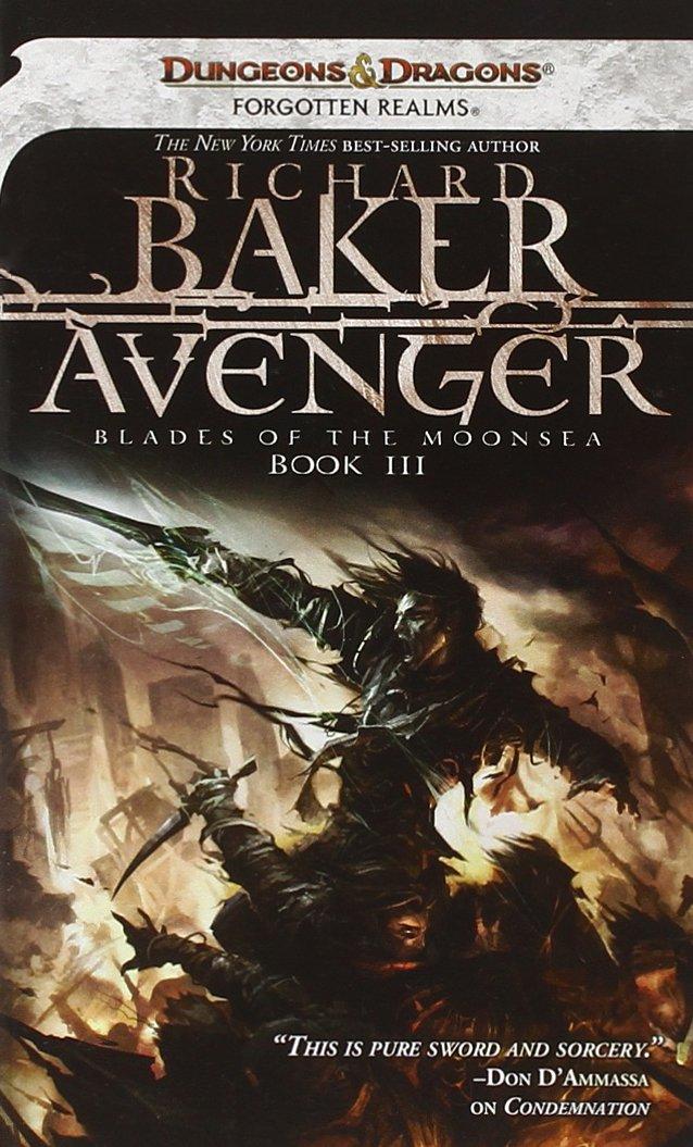 Avenger (Forgotten Realms: Blades of the Moonsea, Book 3)