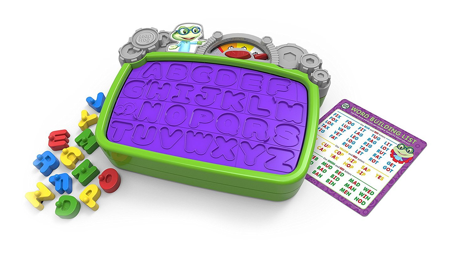 Amazon LeapFrog Letter Factory Leaping Letters Toys Games