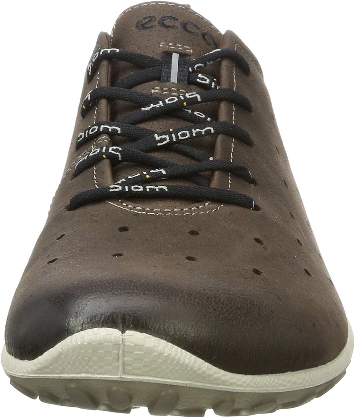 ECCO Herren Biom Sneaker Braun Coffee