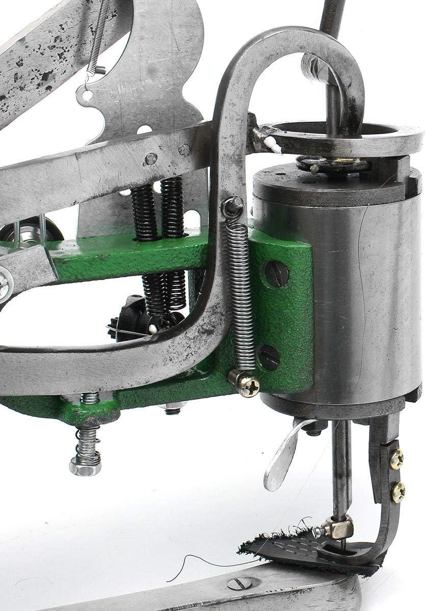 Máquina de cuero Zapatero, máquina de reparación de calzado de ...