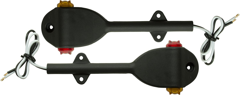 Blazer B9534AR2 3//4 Fender Mount LED Clearance Light Left and Right Side