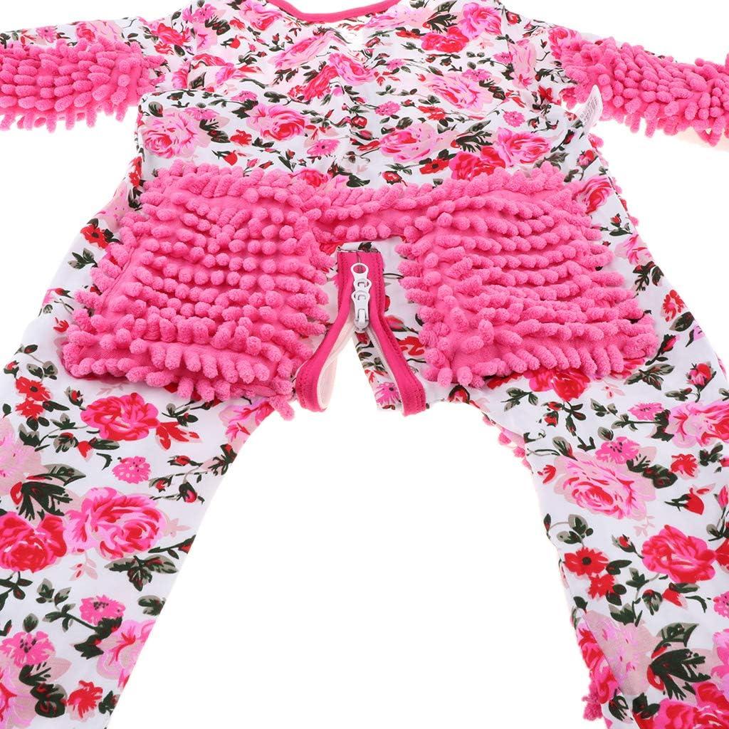 SM SunniMix V/êtement Rampant Pyjama Pour B/éb/é Nouveau-n/é