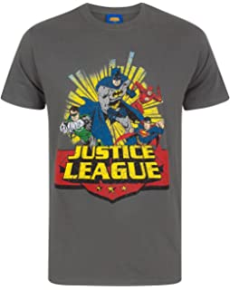 Sale New Best Prices Sale Online Mens Justice League-Superman Speech T-Shirt CID Buy Cheap Excellent 100% Guaranteed For Sale ntiIR3EcX8