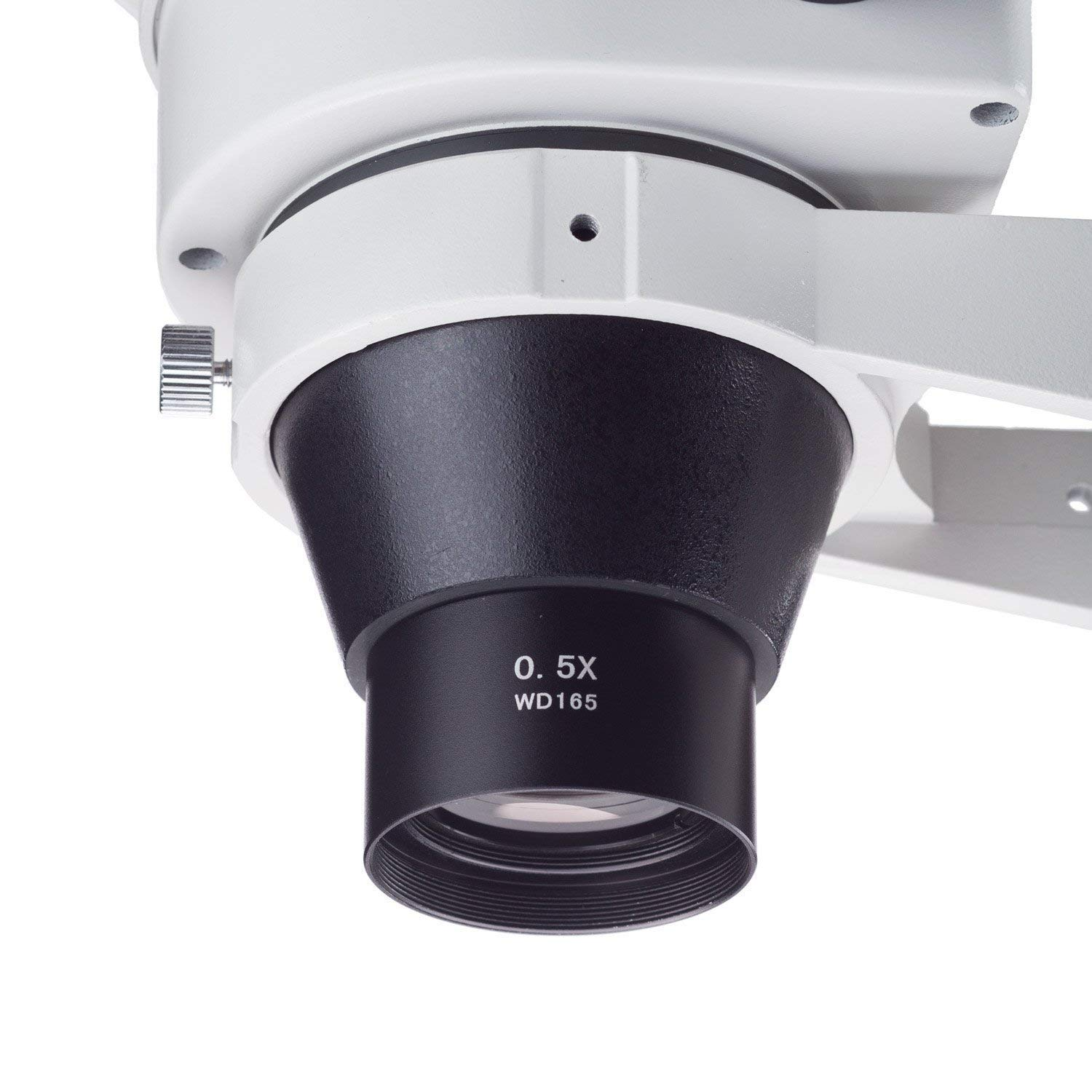 Walter Products AX15 0.5X Barlow Lens for Stereo//Industrial Microscopes 48mm Suitable for WP-1F WP-2F WP-3F WP-5F WP-7F WP-8F WP-9F Series