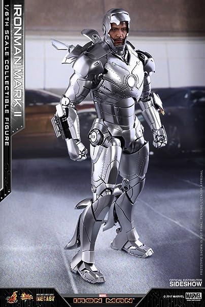 Hot Toys Marvel Iron Man Iron Man Mark II Diecast 1/6 Scale Figure