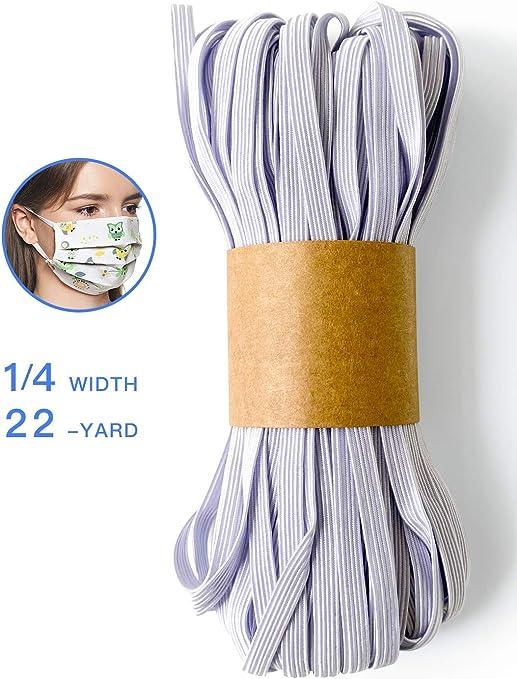 Amazon Com Elastic String For Masks Honyar 22 Yard Length