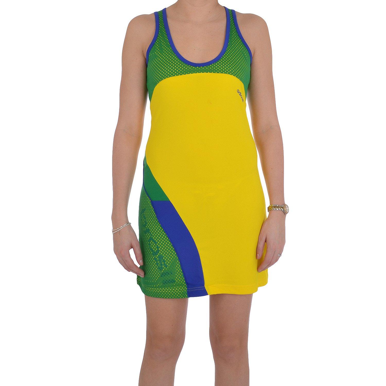 AdidasパフォーマンスFIFAブラジルワールドカップWomens Footballタンクドレス B004CKPE1E10