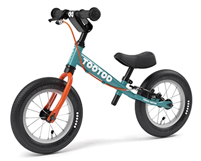 Yedoo Tootoo Toddler Balance Bike For 2 Year Old | Kids 12 Inch Bike