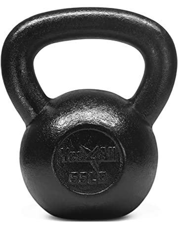 7e502a7ef3 Yes4All Solid Cast Iron Kettlebells – Weight Available  5