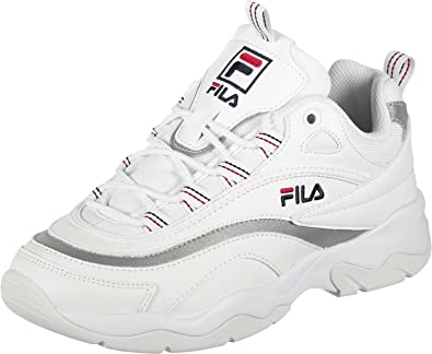 Fila Femme Baskets Heritage Ray F Low: : Chaussures
