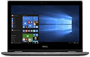 "Dell Inspiron 13.3"" FHD 2-in 1 Laptop (7th Generation Intel Core i5, 8GB DDR4 RAM, 1TB HDD)"