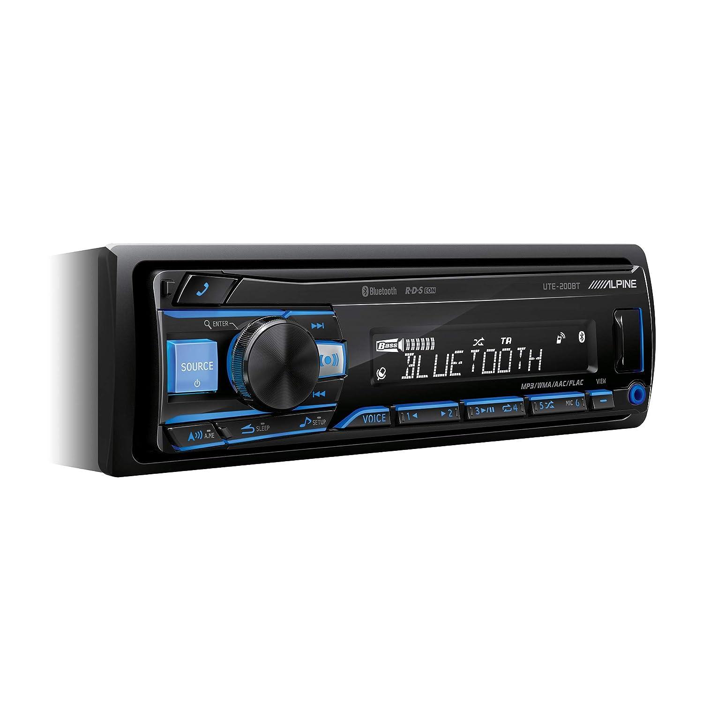 Alpine ute-200bt Autoradio