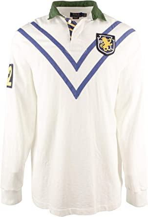 Ralph Lauren Polo Patch Rugby Classic Fit Polo para Hombre: Amazon.es: Ropa y accesorios