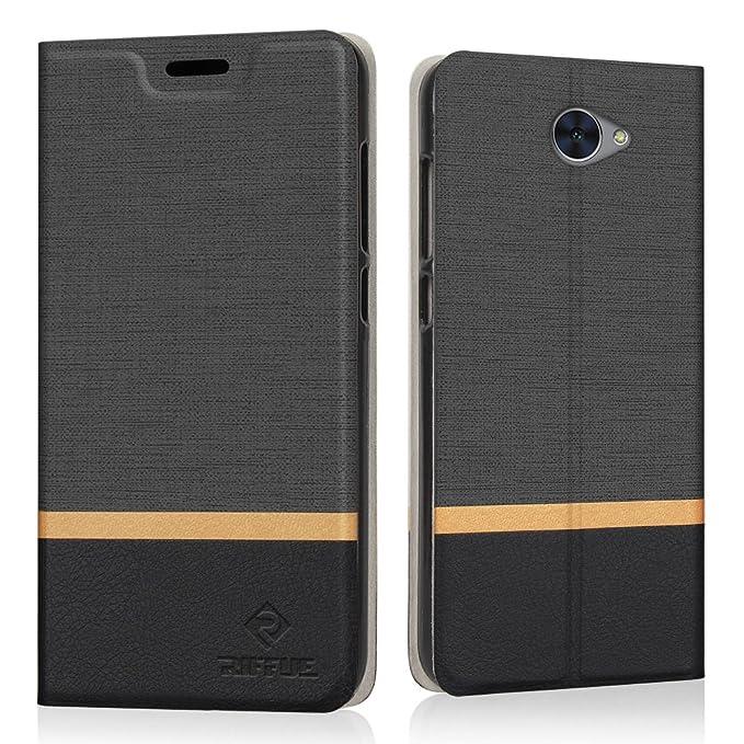 Amazon.com: RIFFUE Huawei Y7 Case, Huawei Y7 Prime Case ...