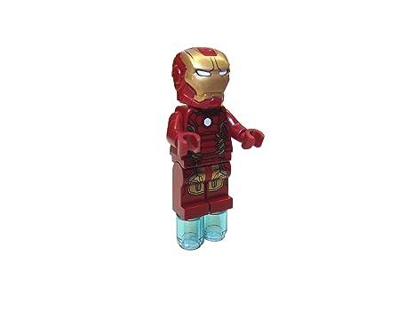 Amazon.com: LEGO Iron Man - the Avengers - minifigure ...