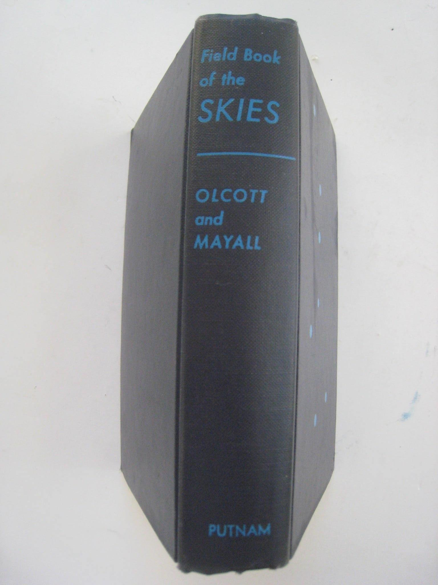 Olcott's Field Book of the Skies, Mayall, Newton
