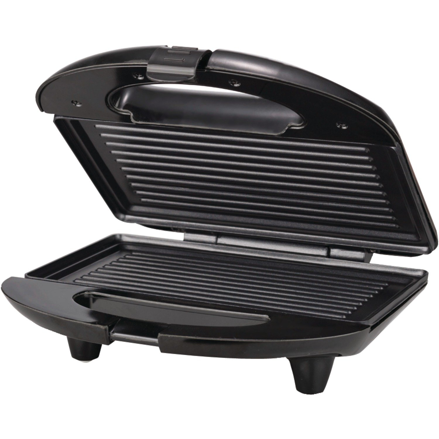 Brentwood TS-246 Panini Press and Sandwich Maker Non-Stick, Black by Brentwood