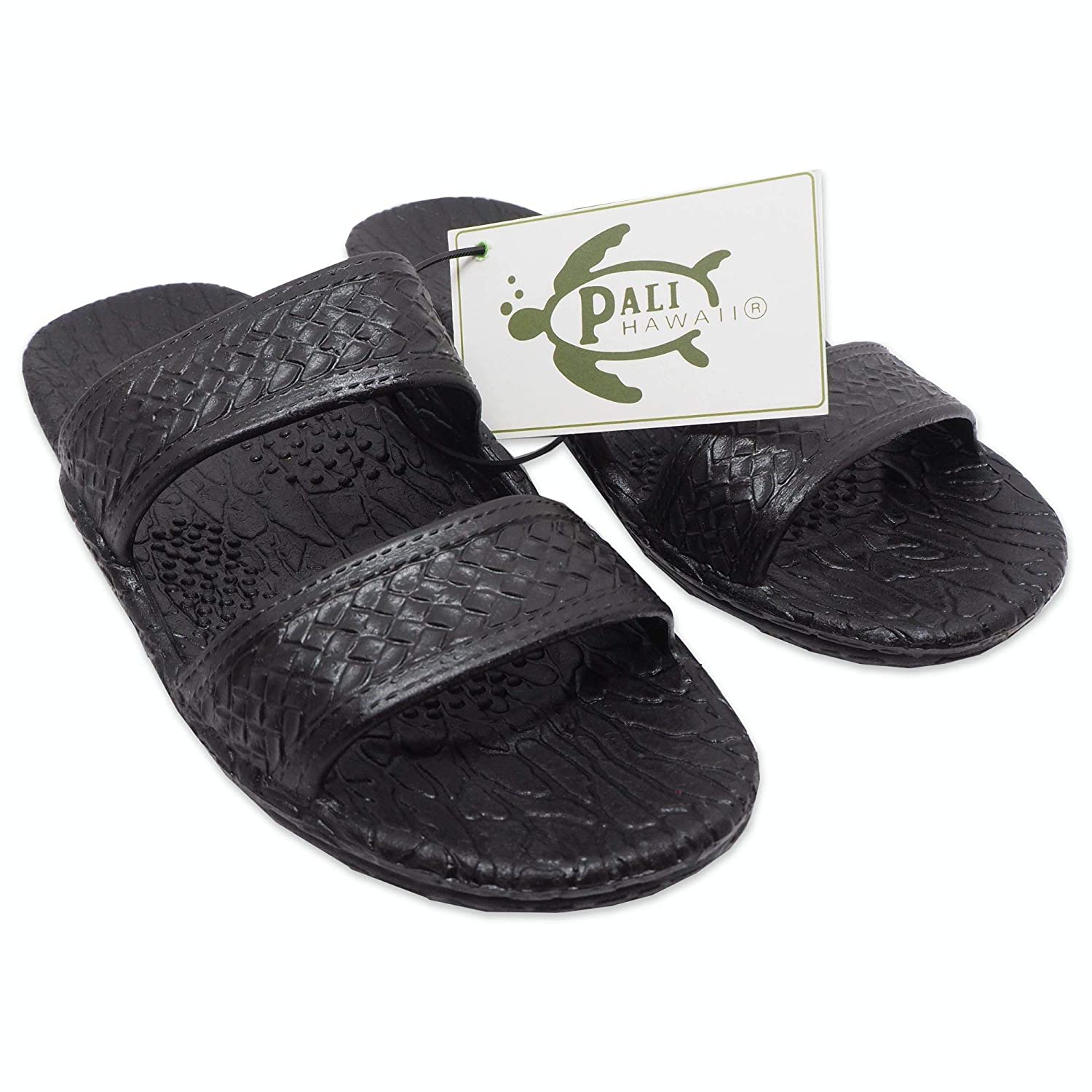 Certificate of Authenticity Pali Hawaii Black JANDAL