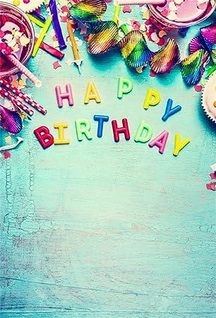Amazon.com: LFEEY - Fondo para fiesta de cumpleaños infantil ...