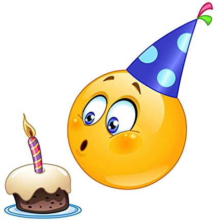 Amazon Birthday Emoji