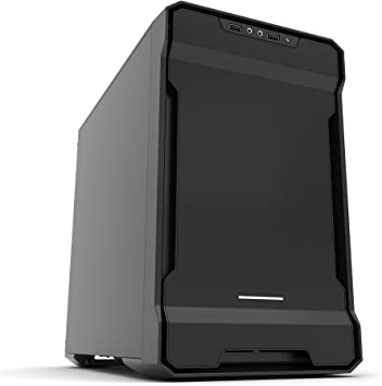 Phanteks ENTHOO EVOLV ITX Mini-Tower Negro - Caja de Ordenador ...
