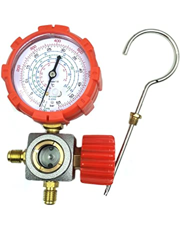 Amazon com: Gauges - Air Conditioning Tools & Equipment: Automotive