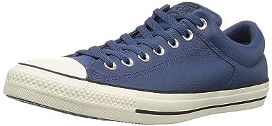 7ee52adedf5 Converse Men s CTAS HIGH Street OX Mason Blue EGRET Sneaker