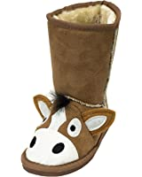 Boot Cute Animal Character Slippers Kids LazyOne   Boys Girls Creature Slipper Boots