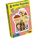 6 premiers puzzles Princesse - Haba