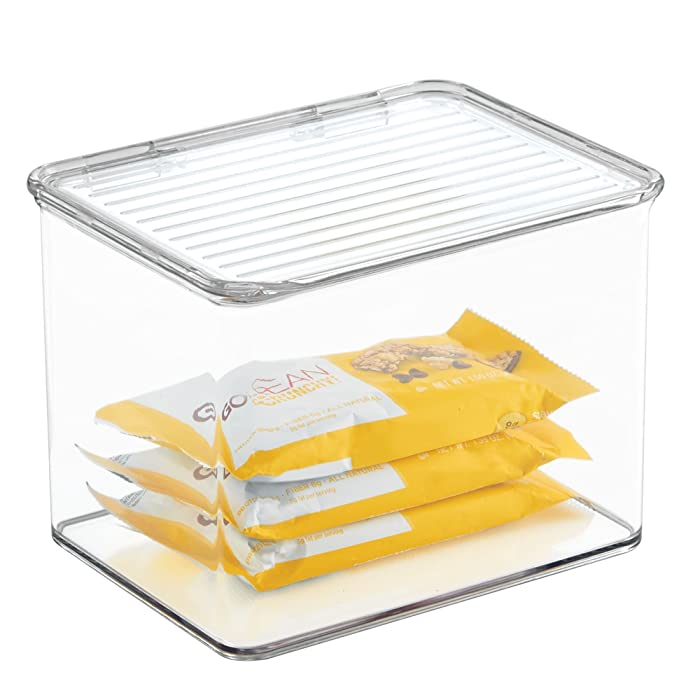 Top 9 Food Storage Container With Hinged Lids