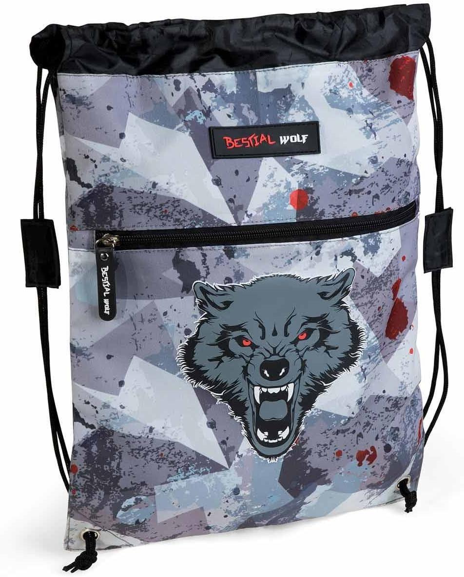 Busquets Mochila Cuerdas Bestial Wolf by DIS2