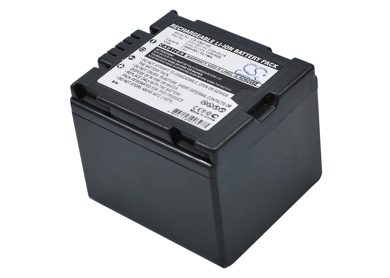 VINTRONS 1440mAh 交換用バッテリー HITACHI DZ-BD70 NV-GS250用   B017RC84II