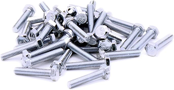 M4 Marine Grade Stainless Steel Full Nuts 4mm A4//316 Hex Full Nuts x50