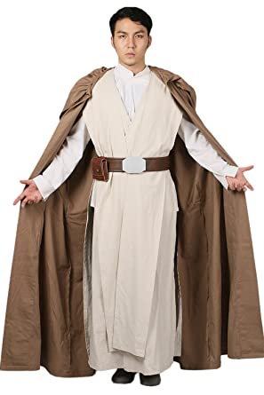 Nexthops Skywalker Traje Cosplay de LUKE para Hombres en ...