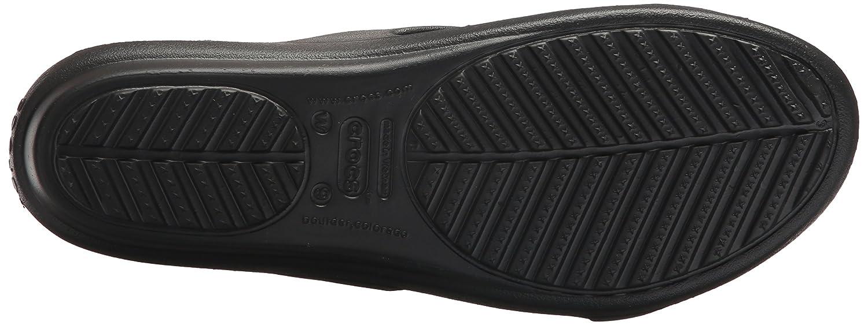 aad59a2299ff Amazon.com  Crocs Women s Sanrah Hammered Metallic Sandal  Shoes