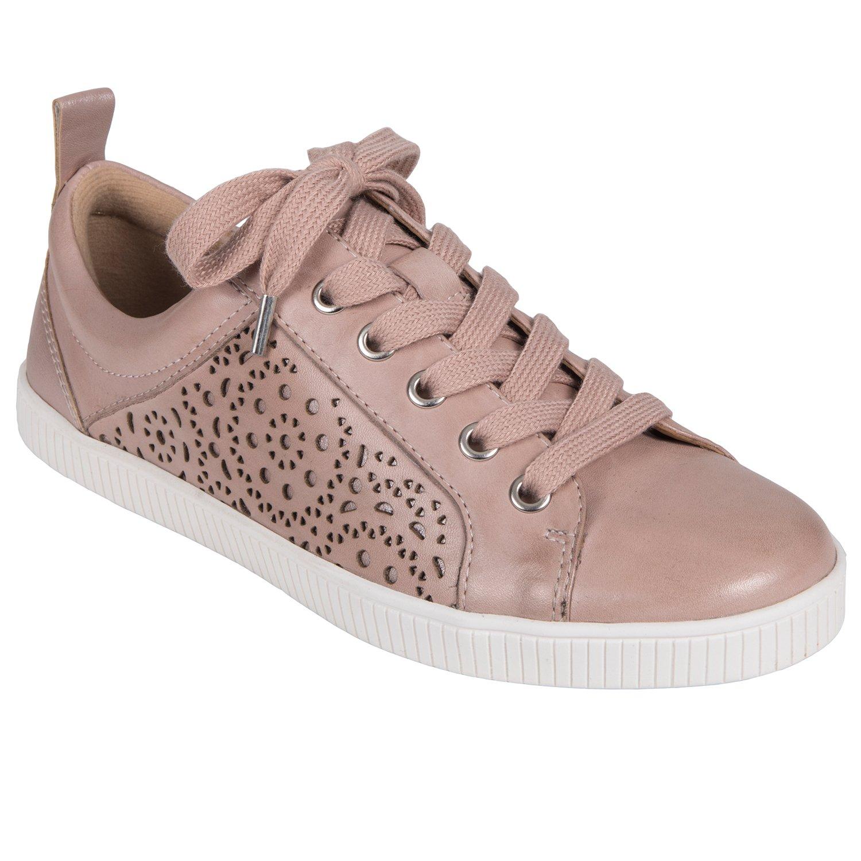 Earth Womens Tangor Sneaker B005B3RXOC 5.5 B(M) US|Dusty Pink