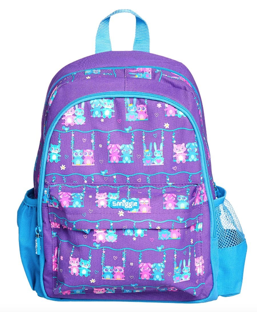 with DIY Fabric Marker Pens x6 Pack Pink Smiggle Backpack Lets Go