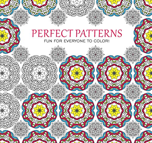 Perfect Patterns, Fun for Everyone to Color | Leisure Arts (6913)