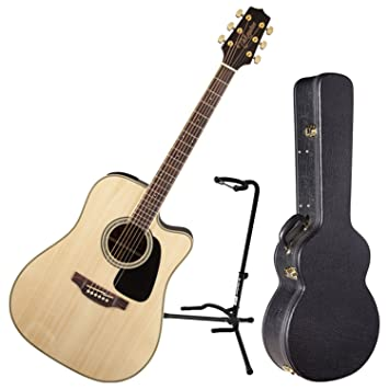TAKAMINE gd51ce-nat GLS tp4-td acústica guitarra eléctrica: Amazon ...