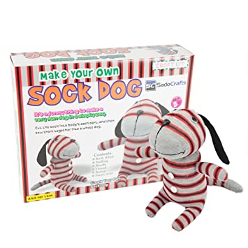 Amazon Com Sadocrafts Sew Your Own Educational Stuffed Animal Toy