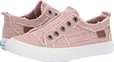 5b428f85a65 Blowfish Women s Play Dirty Pink Hipster Smoked Twill 6 ...