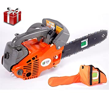 MJ TOOLS 26cc Top Handle Petrol Chainsaw - 12