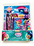 Shimmer and Shine 11-Piece Stationery Set