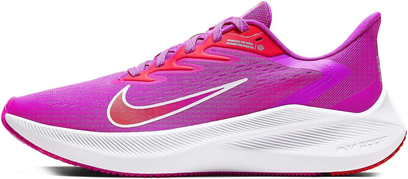 Nike Zoom Winflo 7 - Zapatillas de correr para mujer: Amazon.es: Zapatos y complementos