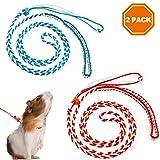PAWCHIE 2Pcs Small Animal Harness Leash